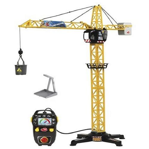 Подъемный кран Dickie Toys Mega Crane