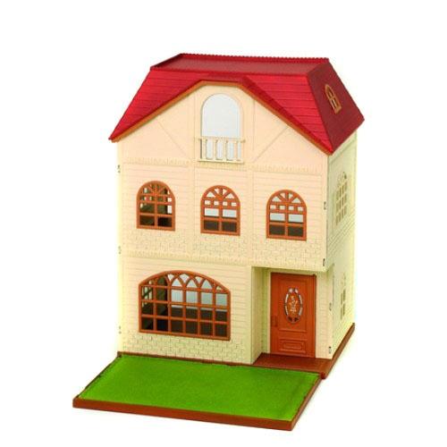 Игровой набор Sylvanian Families «Трехэтажный дом» (2745/4755)