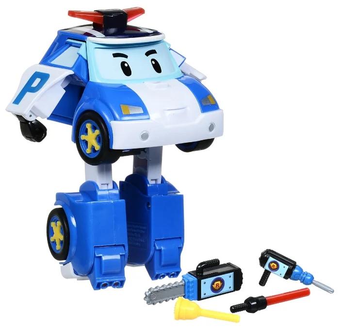 Трансформер Silverlit Robocar Poli