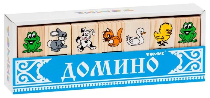 Домино Томик «Животные»