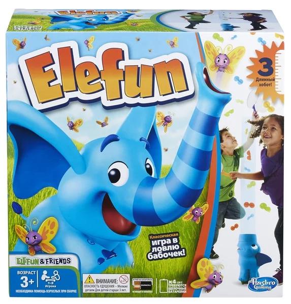 Настольная игра Hasbro Elefun