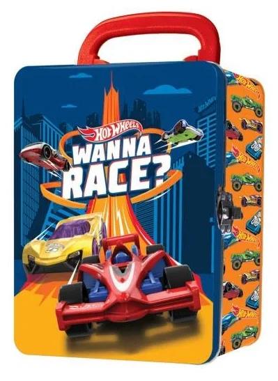 Кейс для хранения машинок Mattel Hot Wheels