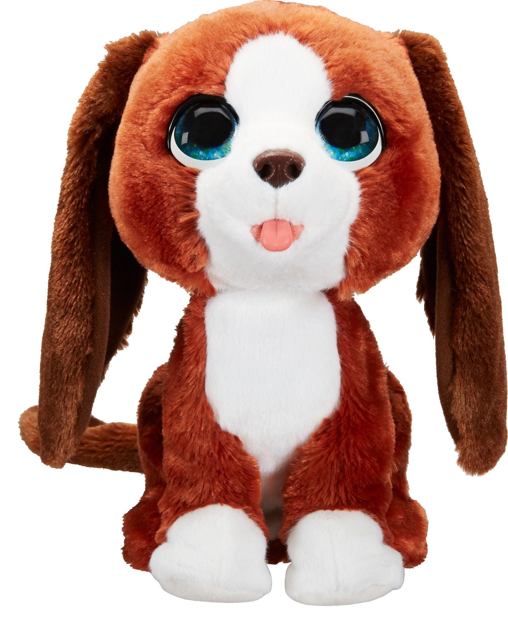 Интерактивная игрушка FurReal Friends «Счастливый рыжик» (E4649)