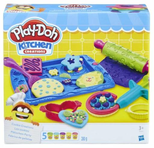 Масса для лепки Play-Doh «Магазинчик печенья»