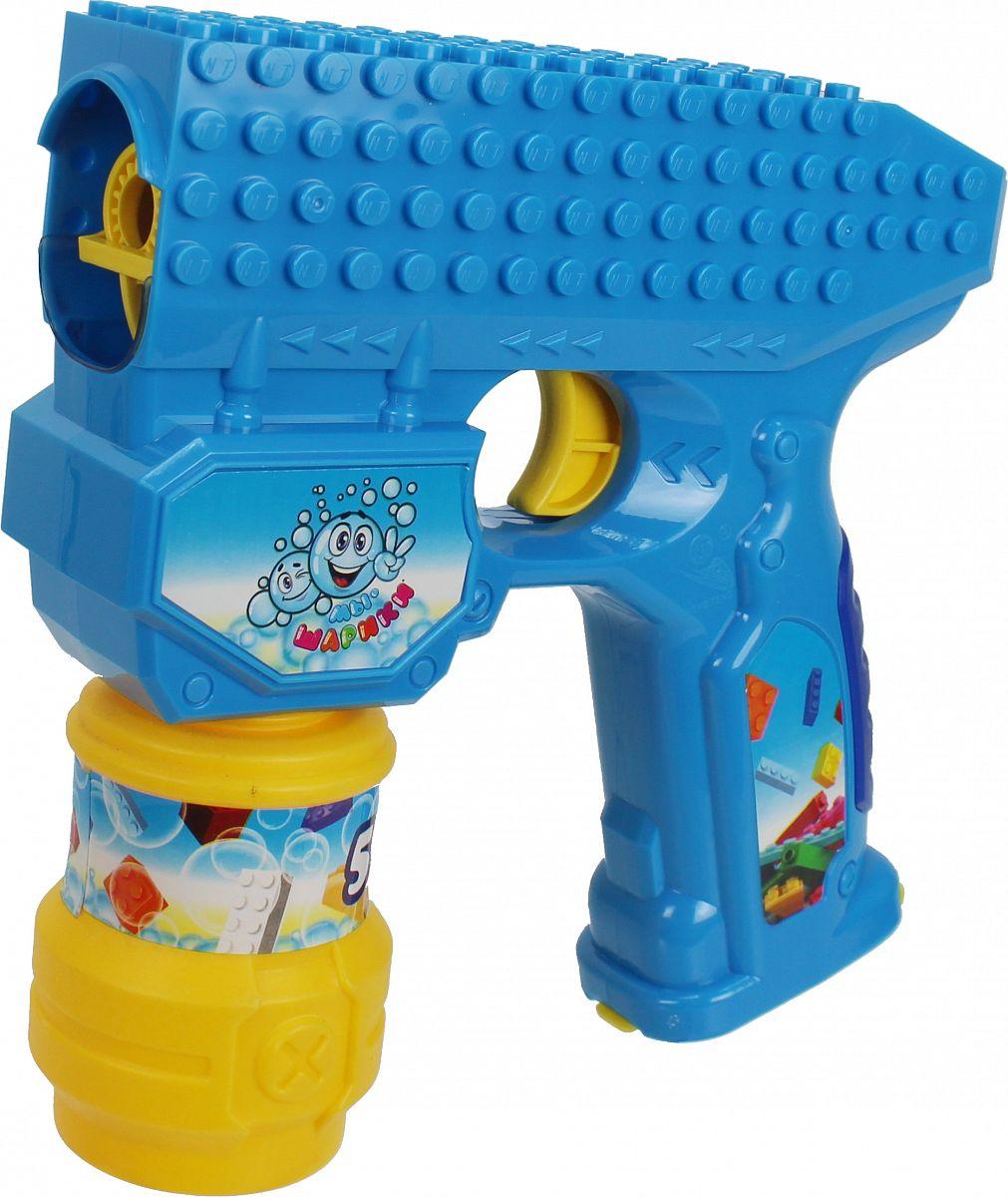 Пистолет для пускания мыльных пузырей 1 TOY «Мы – шарики» (Т15065)