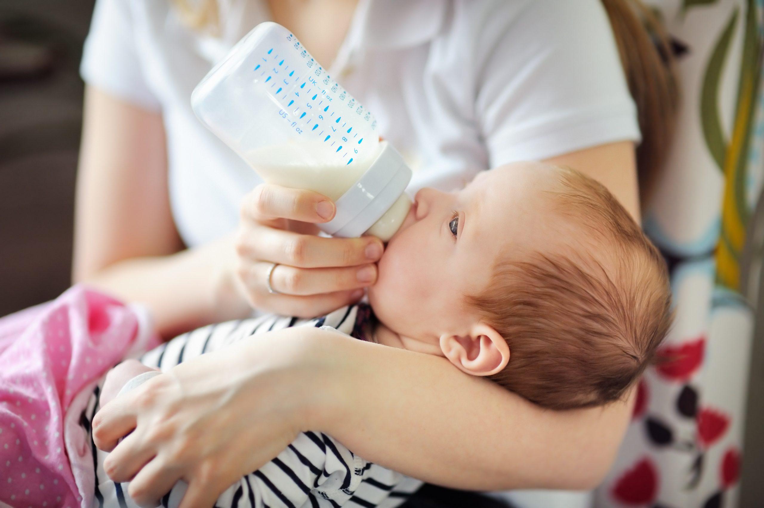 9 лучших детских молочных смесей в 2021 году