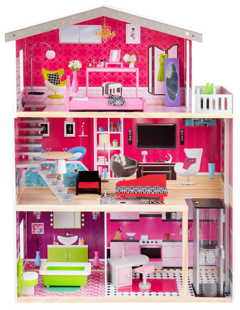 Кукольный домик Edufun (EF4118)