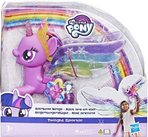 Фигурка My Little Pony Искорка с радужными крыльями