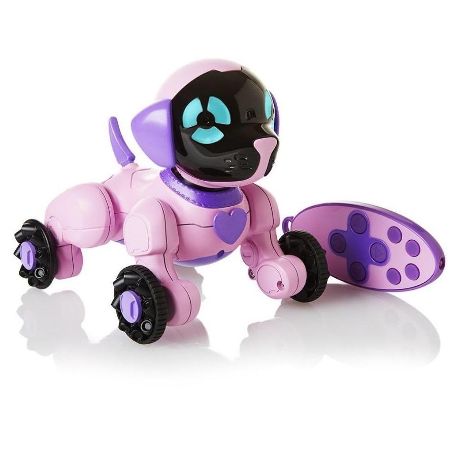 Интерактивная игрушка-робот WowWee Chippies