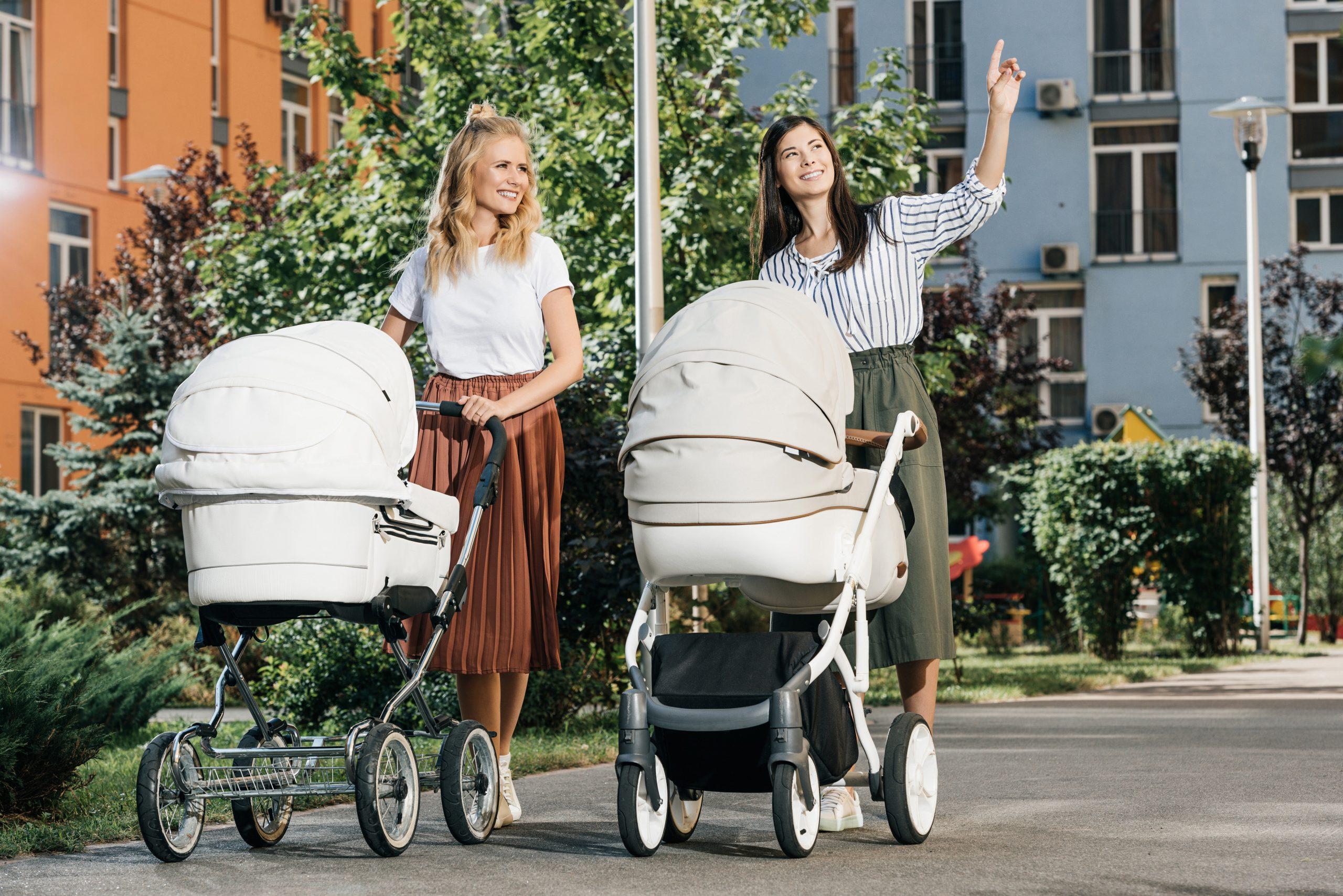 10 лучших колясок для новорожденных в 2021 году
