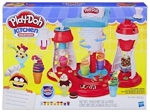 Масса для лепки Play-Doh Мир Мороженого
