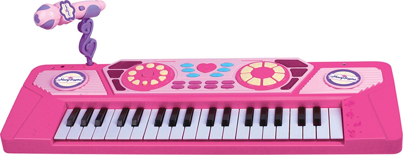Детский синтезатор Mary Poppins SuperStar