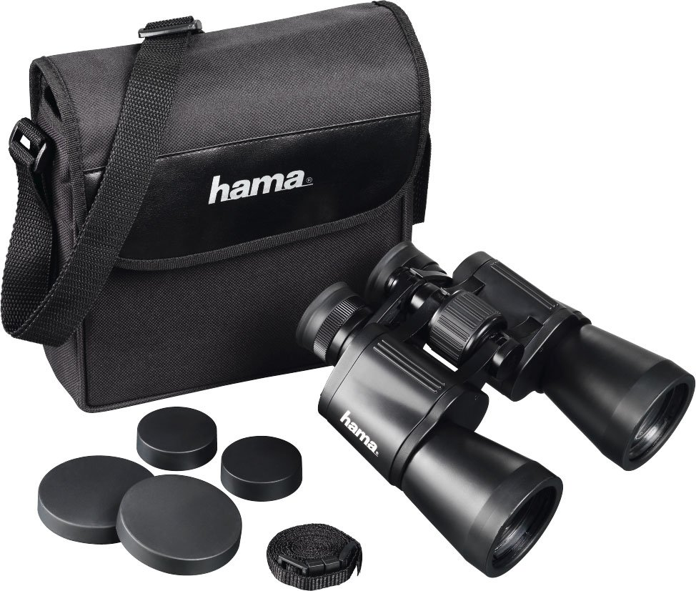 Бинокль HAMA Optec 10x50