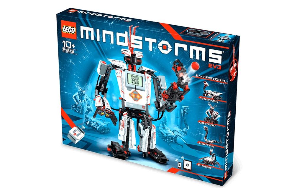 Электронный конструктор LEGO Education Mindstorms EV3 (31313)