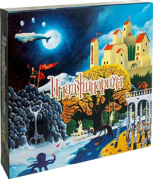 Настольная игра Cosmodrome Games «Имаджинариум»