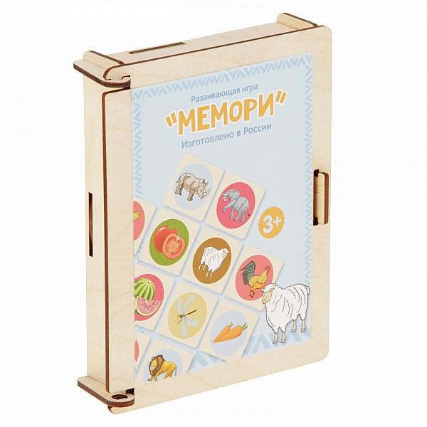 Развивающая игра Мемори