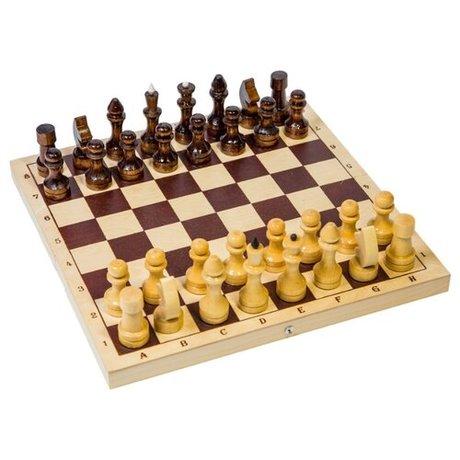Орловская ладья Шахматы обиходные Р-4