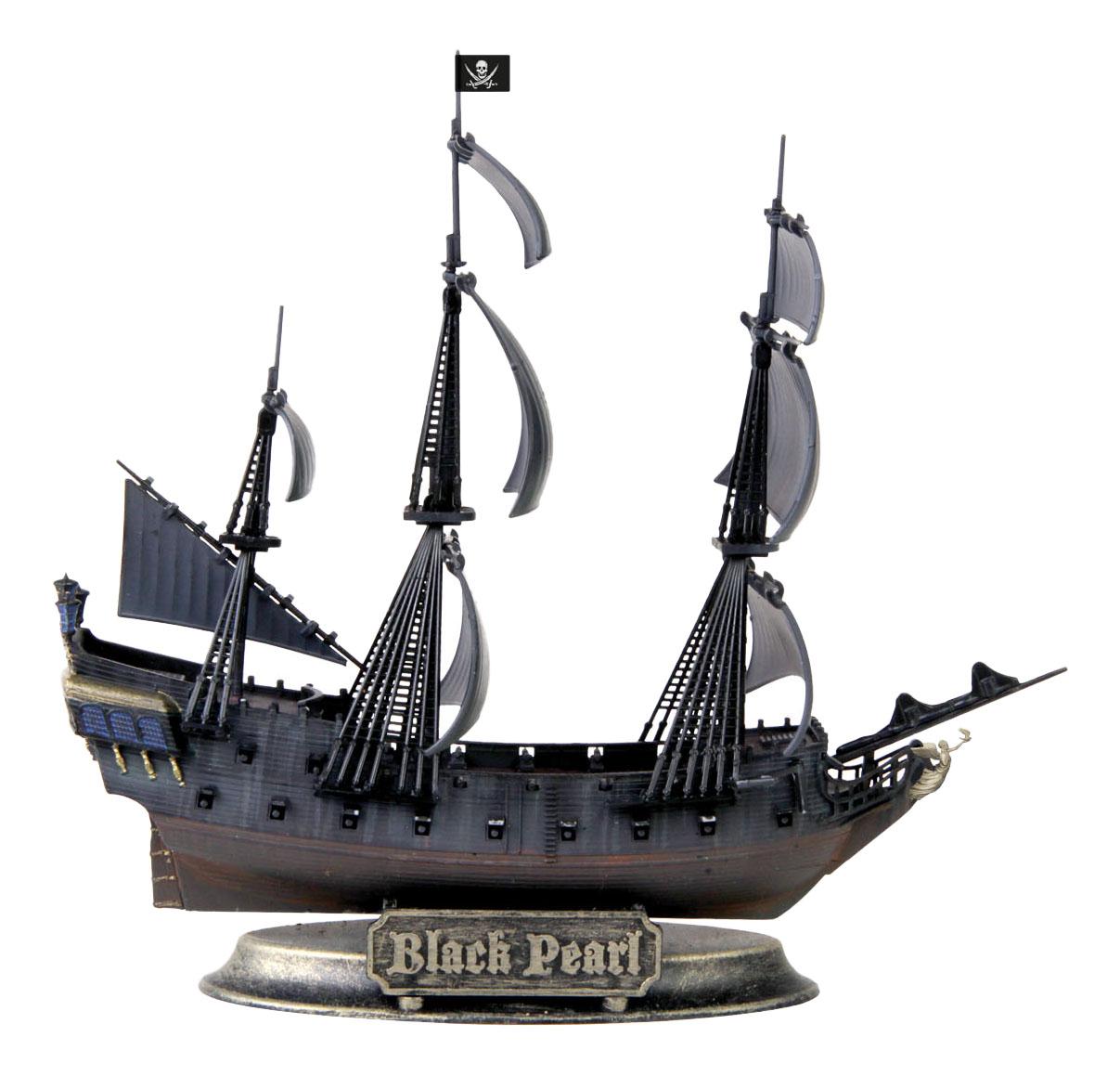 Сборная модель ZVEZDA «Черная жемчужина» 9037