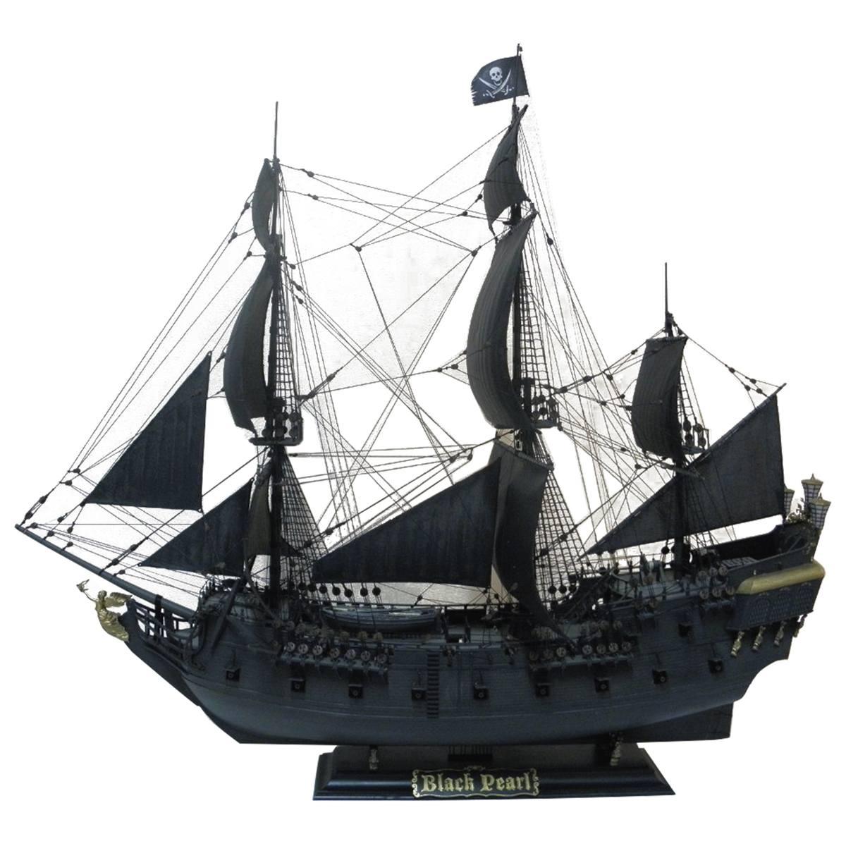 Сборная модель ZVEZDA «Черная жемчужина» (9037)
