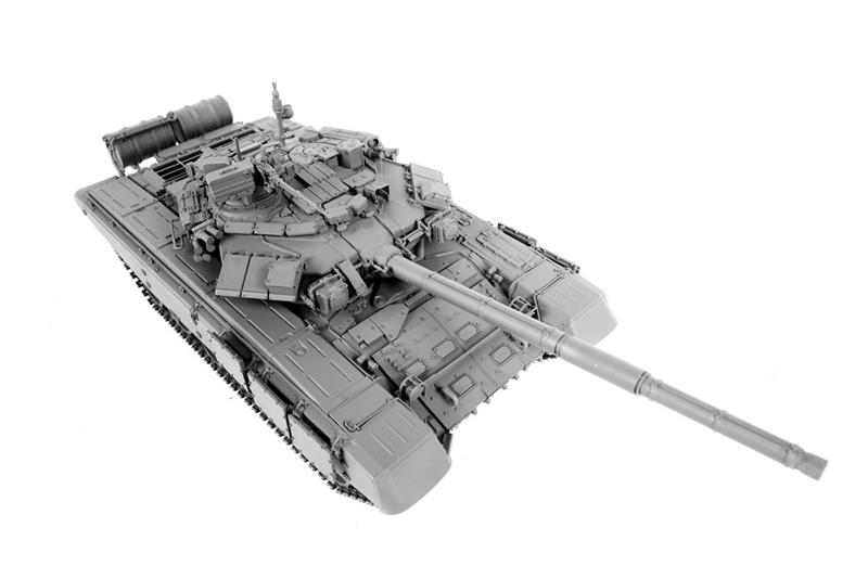 Сборная модель ZVEZDA «Т-90» 3573