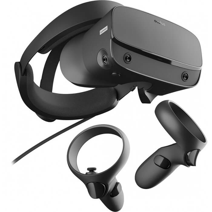 Шлем виртуальной реальности Oculus Rift S