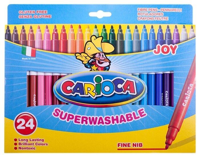 Набор фломастеров Carioca Joy 40615