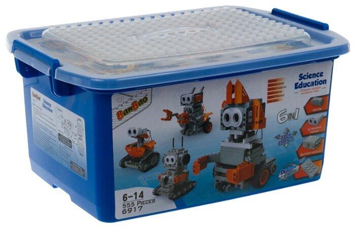 BanBao Science Education «Ультразвуковые роботы» 6917