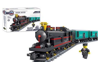 Kazi Train «Классический грузовой поезд» KY98103