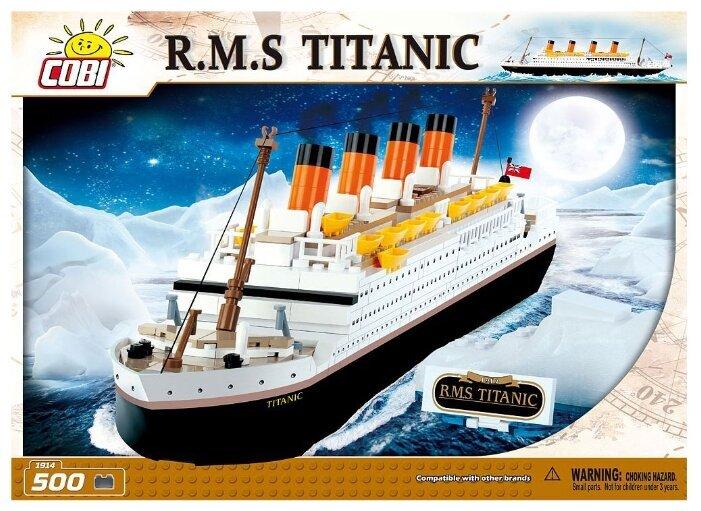 COBI R.M.S. Titanic 1914