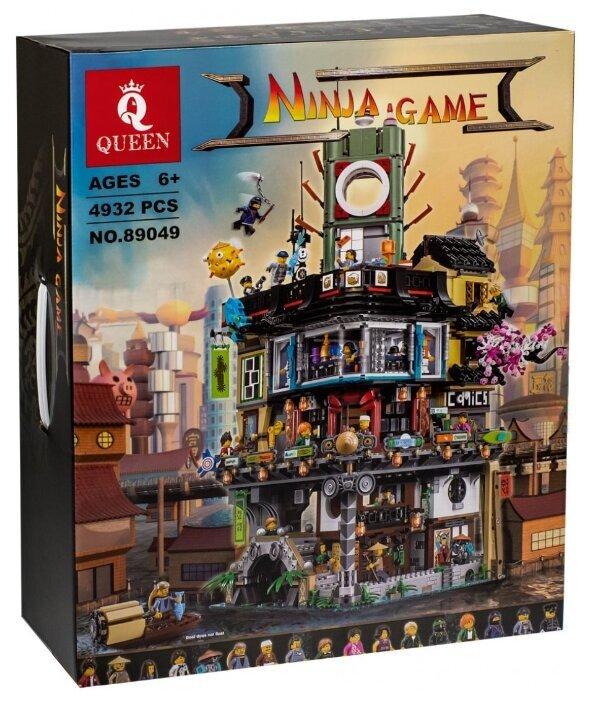 Queen Ninja Game 89049