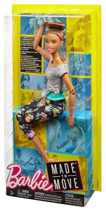 Кукла Barbie «Безграничные движения. Йога» FTG82
