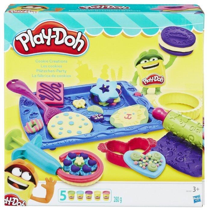 Масса для лепки Play-Doh «Магазинчик печенья» В0307