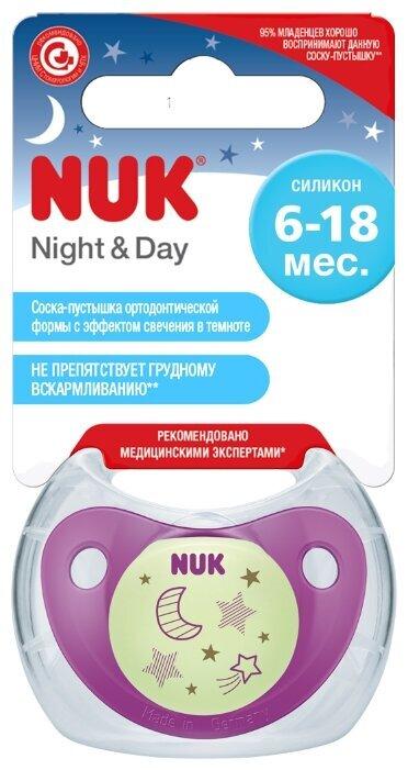 NUK Night & Day 6–18