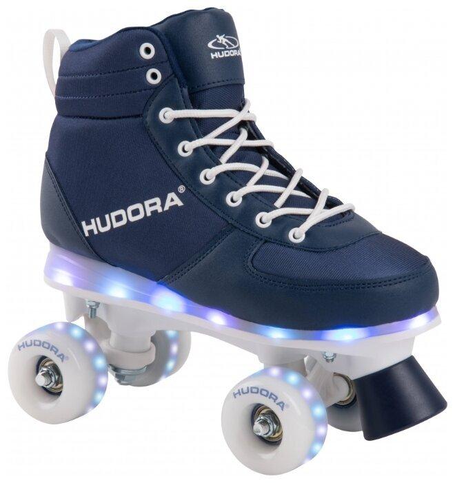 Роликовые коньки Hudora Advanced LED