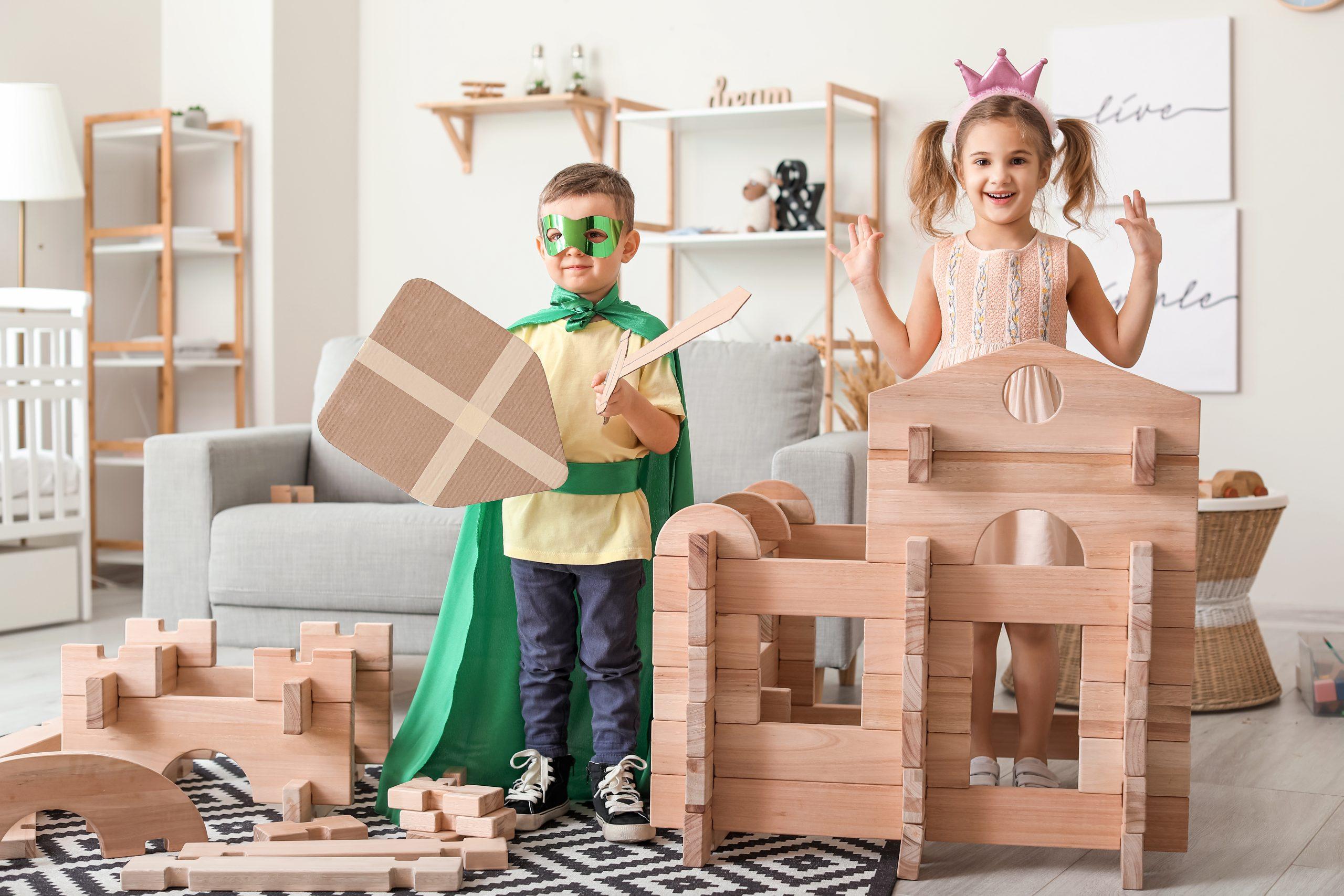 Лучшие деревянные конструкторы для детей в 2021 году