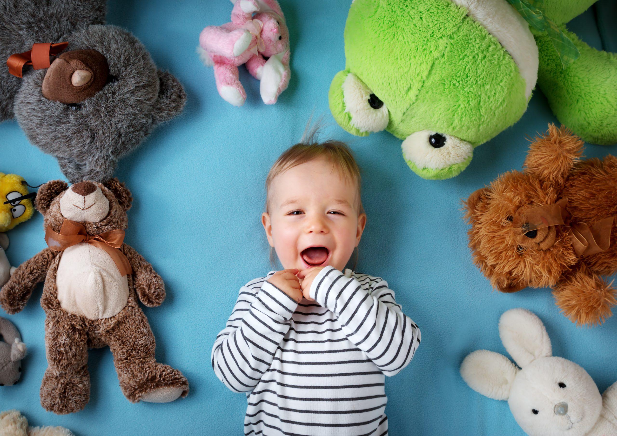 10 лучших игрушек для ребенка от 1 года