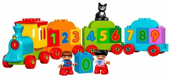 LEGO DUPLO «Поезд Считай и играй»
