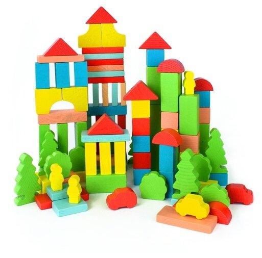 Кубики Томик «Краски дня. Утро»