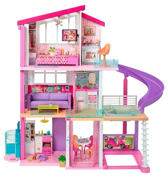 Дом мечты Barbie FHY73