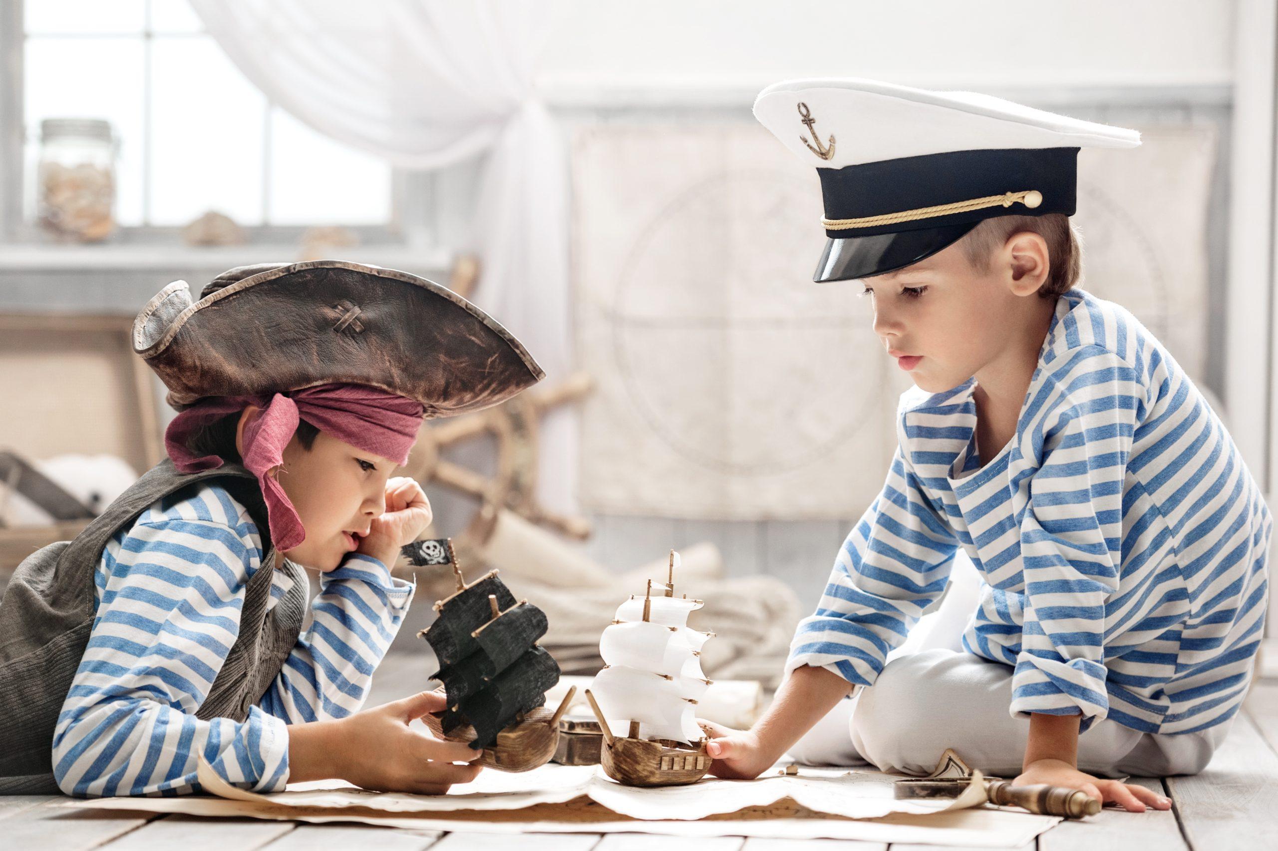 Лучшие костюмы пиратов для детей в 2021 году