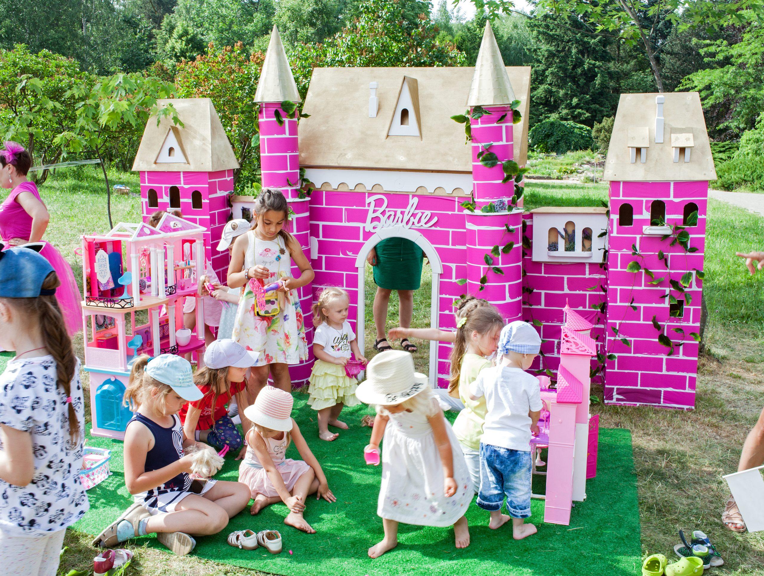 Лучшие домики для Барби в 2021 году