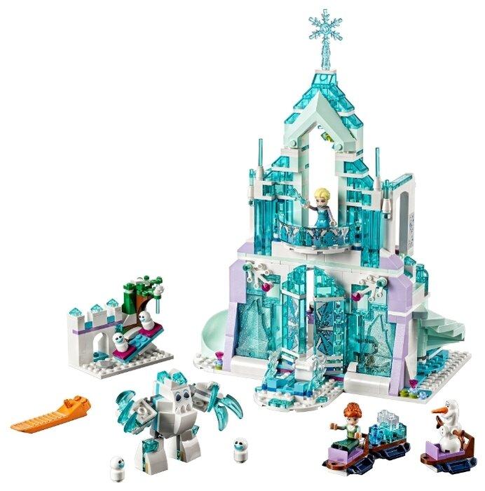 Конструктор Волшебный ледяной замок Эльзы LEGO Disney Frozen