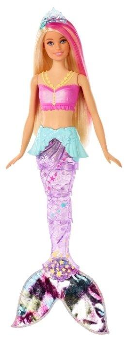 Кукла Мерцающая русалочка Barbie Dreamtopia