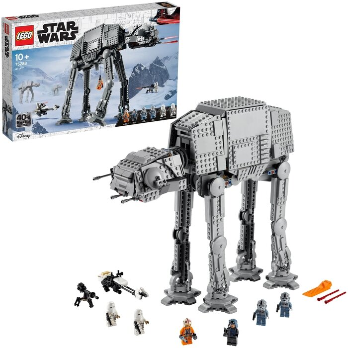 Конструктор LEGO Star Wars 75288 AT-AT