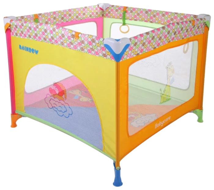 Манеж Rainbow Baby Care