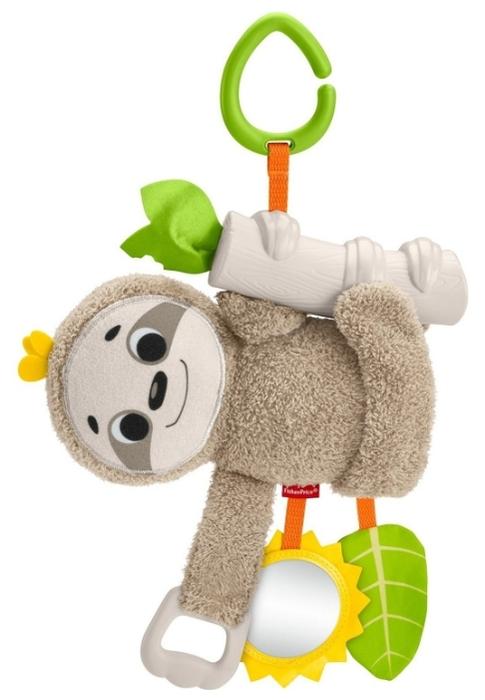 Подвесная игрушка «Ленивец» Fisher-Price