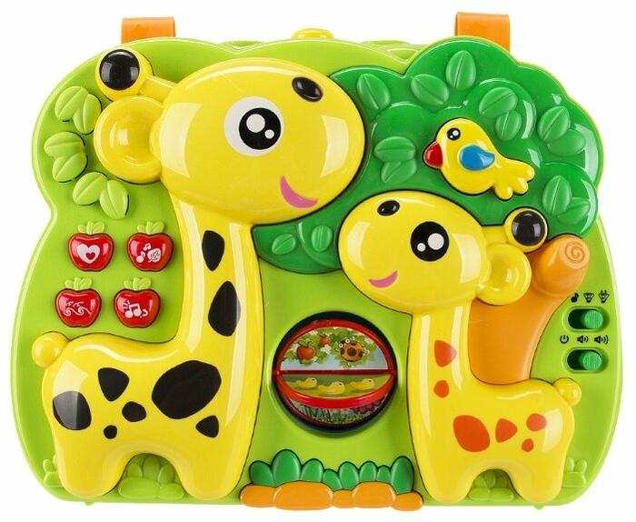 Подвесная игрушка «Жирафики»