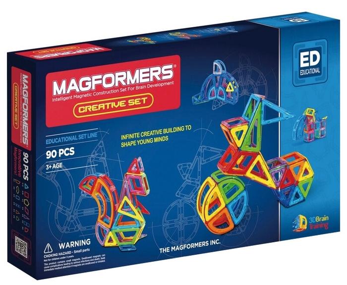 Magformers Creator 703004 (63118) Creative 90