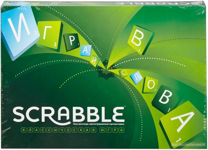 Mattel Scrabble Y9618