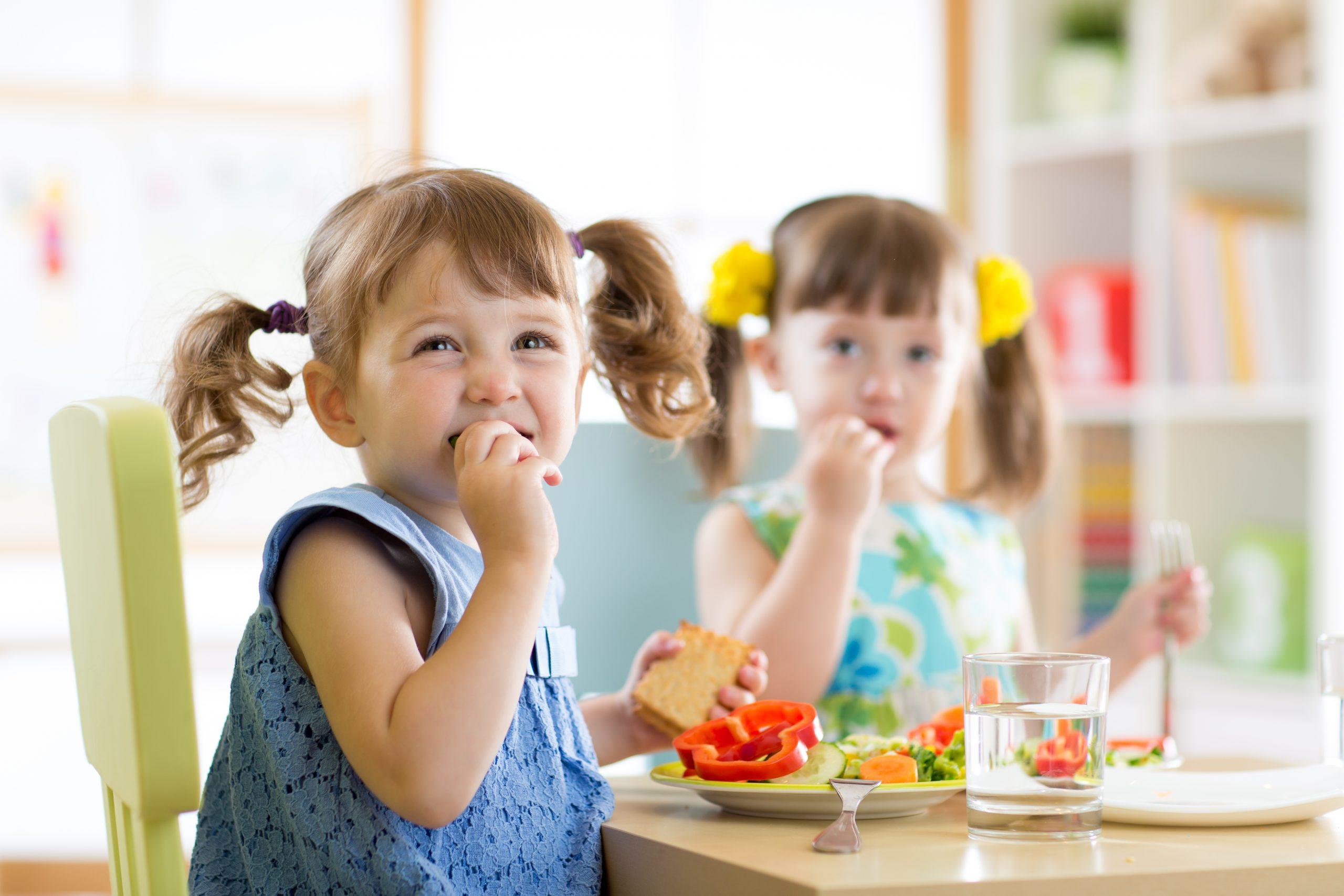 Меню ребенка в год: правила питания